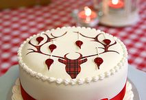 Christmas Cakes / by Robyn M