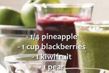 Juice'n it up / by Denise Beach