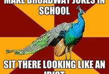 theatre jokes / by Aly Lamborn