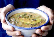Soups / by Shoshana Elias