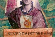 Frida Kahlo / by Beverly wilkinson