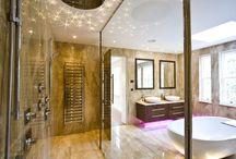 Bathrooms / by Cheryl Thompson