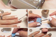Nails / by Heather Thomason