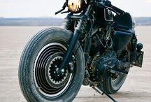 Motorcycle / by Jeremy Myser