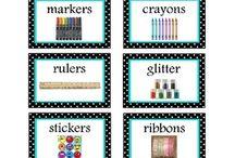 Classroom Organization / by Tiffany Tucker