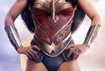 Wonder Woman / Anything with this amazon goddess / by Deviant Guillotines