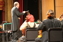 Conciertos / by Orquesta Filarmónica de Jalisco