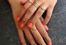Nails / by Whitney Thomas