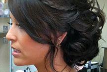 Hairstyles / Hair, hairstyles, updos, hair color, hair cuts  / by Nytashah Guerra