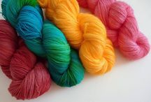 Dye yarn! / by Claire Sale
