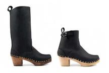 Clogs & Clog Boots / Sandgrens Swedish clogs, clog boots & clog sandals.  / by Sandgrens Clogs