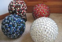Bowling balls / by Kenise Miller