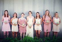 Wedding: Bridesmaids / by Dessert & Wedding Darling