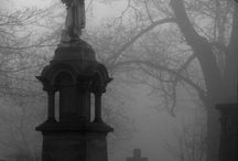 Haunted Places, Cemetaries & The Ghostly Plane / Places Morbid and fascinating / by Dewberry's Herbal Apothecary, LLC