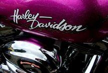 Harley Davidson Baby! / by Heather Stellick
