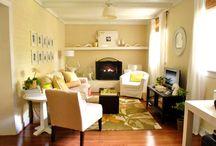 Living Room / by Paula Spoo