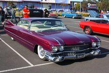 Cadillacs / by Arnold Roshto