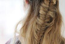 hair / by Jenn Cahill-Woodling
