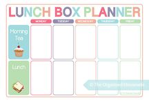 Menu Planning / by Amy Swanson-Mcphail
