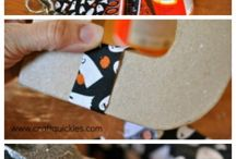 Fall Home Decor / by April Nesmith
