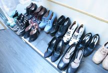 Shoes / by Erika Franchini