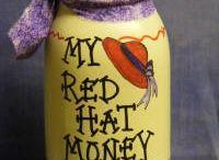 Red Hat Stuff / by Sandra Korschgen