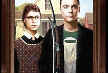 TV - Big Bang Theory / by mustlovedogs
