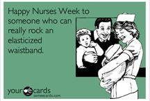 nursing stuff / by Elizabeth Banes