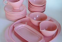 Eating Off Plastic / These were the only dishes we had when I was growing up.....still have them! / by Goliad Cooks