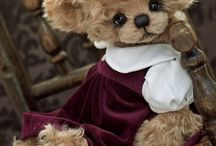 ~~ Teddy Bears ~~ / by Terri Bleakney
