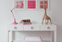 Desk / by Jennifer Shrum