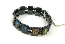 Religious Jewelry - Bracelets / by Mary Beehner