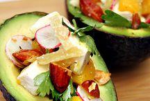 Salads - Fruit & Veggie / by Lori Dube'