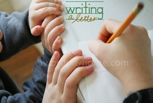 Learning to Write / by Lez PJ