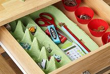 Organization / Tips to be more organized and run my household better / by Casey Bergen