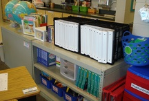Classroom Set-Up / by Bethany Malone