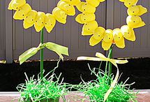 Spring decorations / by Lisa Broadbent