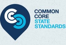 Common Core Resources / by Esther Valencia