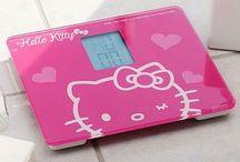 Hello Kitty / by Chantel Conley
