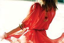 golden summer fashion. / by britt herrera