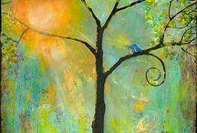 Trees / by Rebecca Mabile
