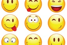 Smiley Faces :) / by Polly Davis Arens