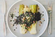 Food - Sides/Veggies / This is a board full of sides, veggies, and various ways to make french fries. / by Sarah VanCamp Kern