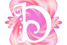 Monograms & Initials / the letter d is for debbye! / by Debbye Hicks
