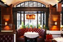 New York restaurants / by Claire Cameron