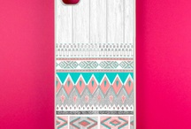 iPhone Cases; :) / I dont have an iPhone. yet.  / by Katy Hurrell