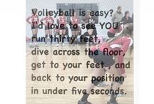 Volleyball!!!!! / by Anna