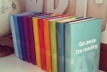 Reading yay! / by Victoria Salazar