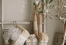 Gift wrapping / by Ann Smith