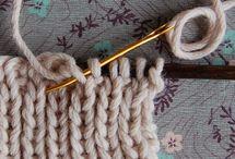 Knitting patterns, tips & tricks / by Lise Kjaer